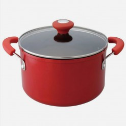 Meyer Italian red Stock Pot | World Class Concepts Corp | WCCC