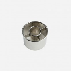 Ateco Stainless Steel Doughnut Cutter | WCCC
