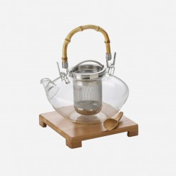 Bonjour Zen Tea Pot | WCCC | World Class Concepts Corp