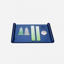 Easton Leather Amenity Tray   WCCC