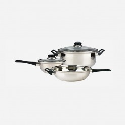 Stainless Steel Cookware Set | World Class Concepts Corp | WCCC