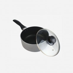 Saucepan with Glass Lid | World Class Concepts Corp | WCCC