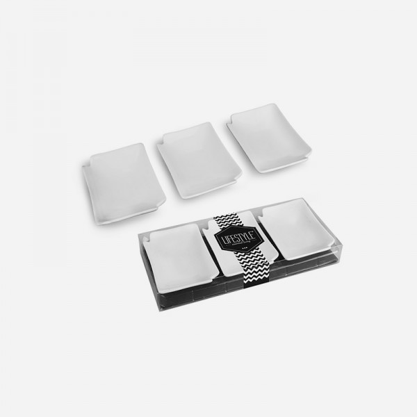 LSA9533-10 Rectangular Dish Set