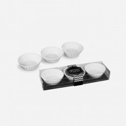 Sunflower Shape Bowl Set | World Class Concepts Corp | WCCC