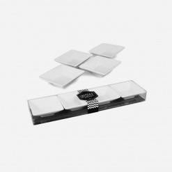 Lifestyle Square Bowl Set | World Class Concepts Corp