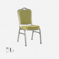 Halmay Aluminum Chair | World Class Concepts Corp | WCCC