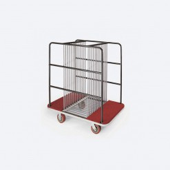 Lazy Suzan Trolley | World Class Concepts Corp | WCCC