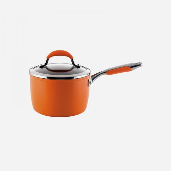 12698 18cm saucepan orange appetite