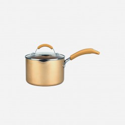 Meyer Faberware Covered Saucepan Gold | WCCC