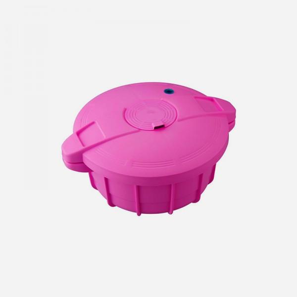 57956 Microwave Pressure Cooker 2.2L ROSE PINK
