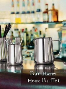 Paderno Bar Happy Hour Buffet | WCCC