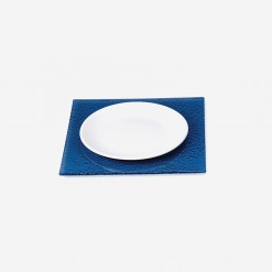 Fairway Square Glass Platter with Round Plate | WCCC
