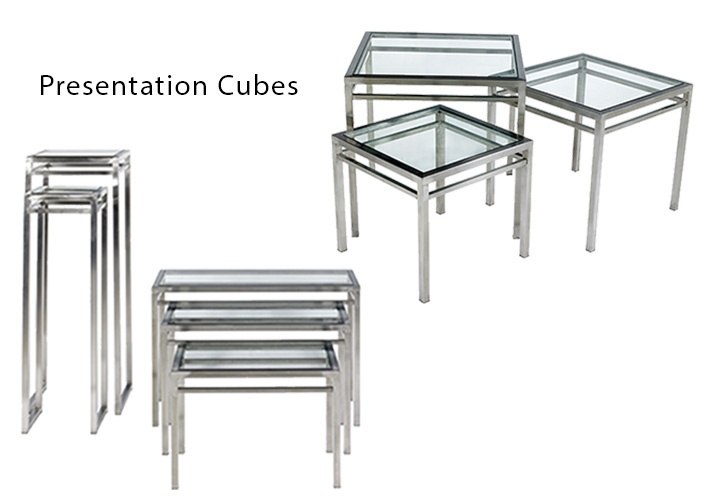IHS Presentation Cubes | WCCC