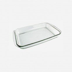 Home Discovery Rectangular Glass Bake Dish | WCCC