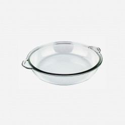 Home Discovery Round Glass Bake Dish | WCCC