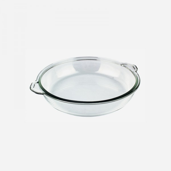 Round Glass Bake Dish 280384-GBR
