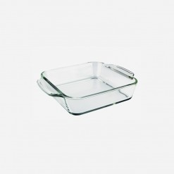 Home Discovery Square Glass Bake Dish | WCCC