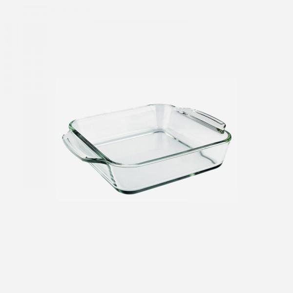 Sqaure Glass Bake Dish 260090-GBR