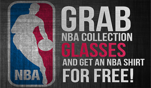 NBA Glass Collection WCCC