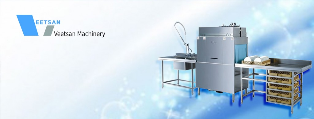 Veetsan Machinery Commercial Dishwasher | WCCC