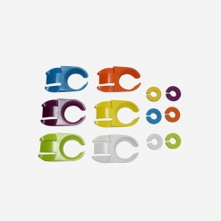 Ibili Glass ID Ring and Plate Clips | WCCC
