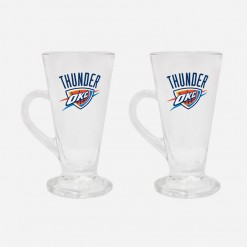 NBA Oklahoma City Thunder Kenya Irish Mug | WCCC