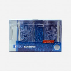 NBA Oklahoma City Thunder Beer Mug | WCCC