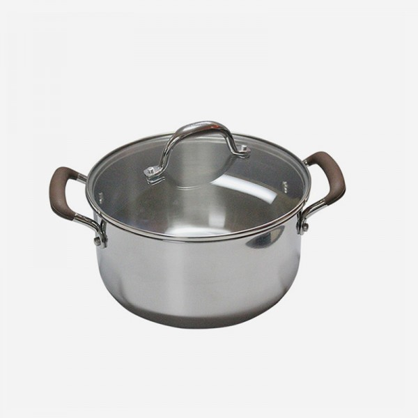 Covered Stockpot 24cm